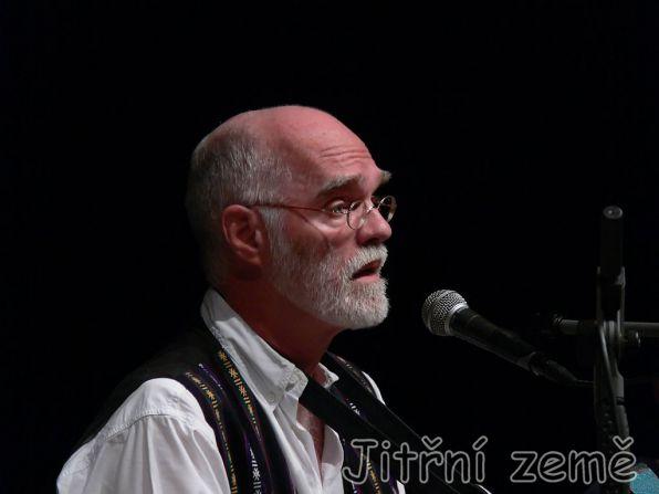 Henry Marshall v Brně v roce 2006